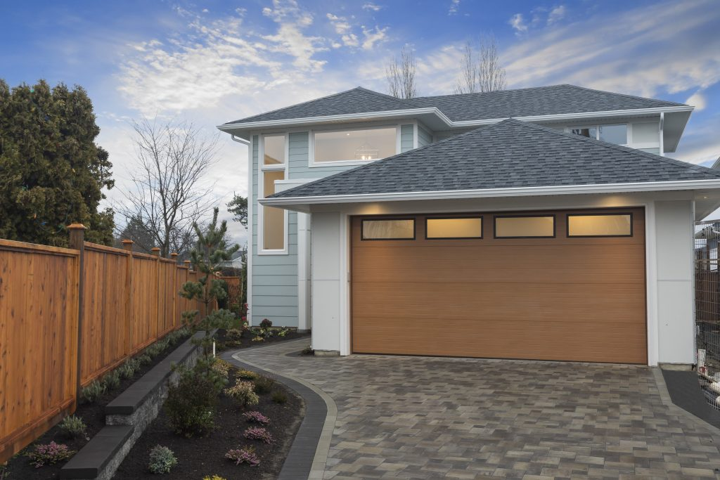 Garages are an important part of a custom home design and build
