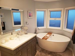 Bathroom Renovation by Thistle Construction Victoria BC