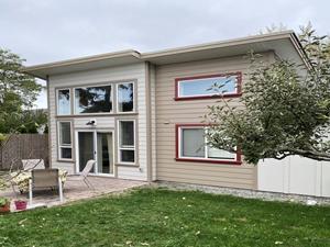 Garden Suite built by Thistle Construction Victoria BC