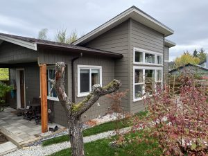 Cottage by Thistle Construction Victoria BC