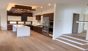 Kitchen Addition by Thistle Construction Victoria BC